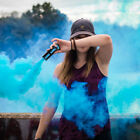 Внешний вид - Colorful Pull Ring Effect Smoke Tube for Outdoor Background Stage Photography