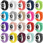 Wrist Band Strap Bracelet For iWatch Apple Watch Series 2/3/4 38/40/42/44mm image