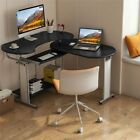 Tribesigns Large L-Shaped Desk Modern Corner Computer Desk PC Latop Study Table