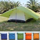 Hot sales double tent double Layer Tents outdoor camping lovers 2 person Waterpr