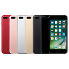 Apple iPhone 7 Plus - (Factory GSM Unlocked; AT&T / T-Mobile) - 128GB Smartphone