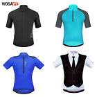 Men's Short Sleeve Cycling jerseys bikes bicycle shirts quick dry riding Tops