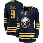 Womens Buffalo Sabres Jack Eichel Fanatics Branded Navy Breakaway Player Jersey