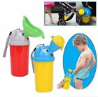 Portable Convenient Travel Cute Baby Urinal Kids Boy Car Toilet Potty Traveling image