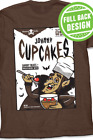 Johnny Cupcakes (Men's) T-Shirt: General Thrills Snackula