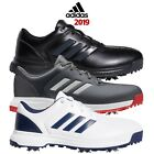 adidas Golf CP Traxion Mens Wide Fit Waterproof Spiked Leather Golf Shoes 2019