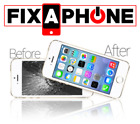 iPhone 5/6/7/8/X Cracked Glass and LCD Screen Repair Full Service OEM