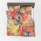 Under the Sea Duvet Cover or Comforter Artsy Colorful bedding Twin Queen King
