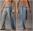 Men Pants Fitness Cross-fit Training Sports Jogger Long Trousers Athletic Loose