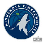 Minnesota Timberwolves Vinyl Decal - Multiple Sizes available - Free Shipping on eBay