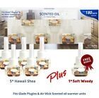 Clean-n-Fresh® Scented Oil 5 Refills+1 Free Bonus Fits Glade & Air Wick Warmer