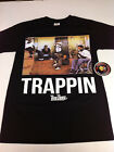Trappin' Boyz N The Hood One Deep Small - 3XL Black Shirt Piranha Records