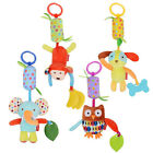 Baby Rattle Toys Hanging Crib Stroller Car Seat Travel Set Wind Chime Gift L