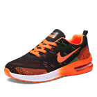 Womens Flyknit Sneakers Air Cushion Tennis Shoes Casual Athletic Running Shoes