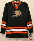 New Anaheim Ducks Youth Hockey Jersey Premium Quality NHL Shirt Boy's Kids Sewn $17.99 USD on eBay