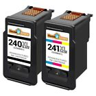 Replacement for PG 240XL CL 241XL Ink Cartridge for Canon PIXMA MG,MX S Printer