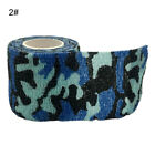 Outdoor Sports First Aid Strong Elastic Self Adhesive Cohesive Bandage Tape New