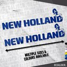 2x New Holland with Girl on Top (PAIR) - Multiple Colours & Sizes available