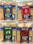 2018 NBA Conference Finals Team Banner Pin Choice Warriors Rockets Cavs Celtics on eBay