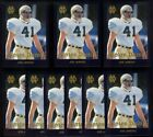 1988 Notre Dame Fighting Irish Team Issued Card Lots - Choose Player from List!