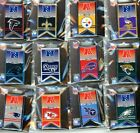 2017 / 2018 NFL Playoff Banner Pin Choice 12 Pins Playoffs Super Bowl 52 LII on eBay