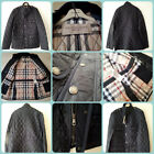 BURBERRY BRIT RUSSELL DIAMOND MEN CASUAL JACKETS