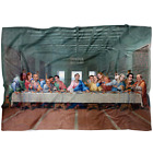 The Last Supper at Dunder Mifflin Fleece Throw Blanket - The Office TV Show Gift
