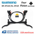 SHIMANO BR-BL-M355 M365 MT400 MT420 Hydraulic Bicycle Disc Brake Set F&R OE