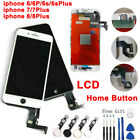 For iPhone 7/8/7P Full LCD Touch Screen Display Assembly Replacement&home button