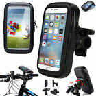 Universal Bicycle Bike Phone Case Waterproof Mount Holder For All Mobile Sizes