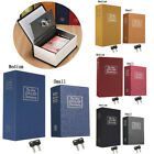 Book Dictionary Security Box Safe Storage Home Decor Storage Diversion Locks