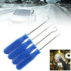 4X Portable Pick & Hook Car Oil Seal O-Ring Gasket Puller Remover Tool Set Code