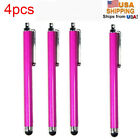 2X Metal Stylus Pen Touch Screen For Tablet Mobile Phone iPad iPod PC Universal