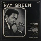 RAY GREEN: He Lives Today LP (obscure Crooner Gospel w/ mild Jazz appeal, sl co