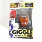 Giggle Bots - Wiggle, Wobble and Roll - Lights, Laughter, Action
