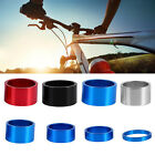 4Pcs 5mm 10mm 15mm 20mm Road MTB Mountain Bike Front Stem Fork Headset Spacer DH