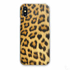 NATURAL LEOPARD PRINT PHONE CASE ANIMAL HARD COVER FOR APPLE SAMSUNG HUAWEI LG