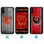 Calgary Flames Case For Apple iPhone X Xs Max Xr 8 7 6 6s Plus $4.49 USD on eBay