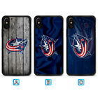 Columbus Blue Jackets Case For Apple iPhone X Xs Max Xr 8 7 6 6s Plus $4.99 USD on eBay
