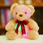 BIG LED Stuffed Cute Teddy Bear Toys for Girls Kids Girl Toy Night Light Lamp