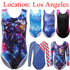 Gymnastics Leotards for Girls Utensils Athletic Dance Clothes Activewear One-piece