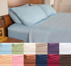 Egyptian Elegance 1800 Ultimate Comfort 4 Piece Bed Sheet Set Deep Pocket Sheets image