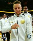 Stephen Curry Golden State Warriors NBA Champions Ring Photo UR187 (Select Size) on eBay