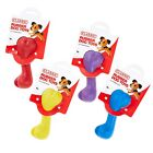 Small Solid Tough Hard Rubber Dog Treat Bone Fetch Toys Blue Purple Red Yellow