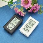 Mini Digital Fahrenheit Temperature Humidity Meter Thermometer Hygrometer Sensor