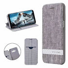For Samsung Galaxy Note 9 8 S8 S9+ Luxury Leather Wallet Flip Stand Case Cover