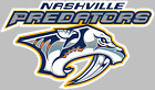 Nashville Predators # Decal Sticker Choose Size 3M air release BUY 3 GET 1 FREE $29.95 USD on eBay