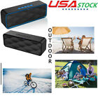 Portable Wireless 3D Sound BT Speaker Subwoofer Super Bass Stereo Loudspeaker
