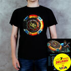 ELO 2019 Concert North American Tour Black Adult T-Shirt Sizes S-5XL image