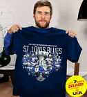 St. Louis Blues 2019 Stanley Cup Champions First Time Ever T-Shirt $18.04 USD on eBay
